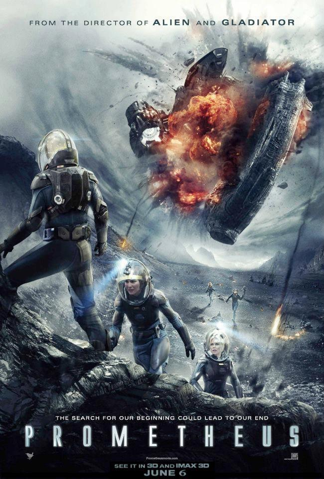 CMA Moldform produced a series of optically clear helmets for the Blockbuster film 'Prometheus'
